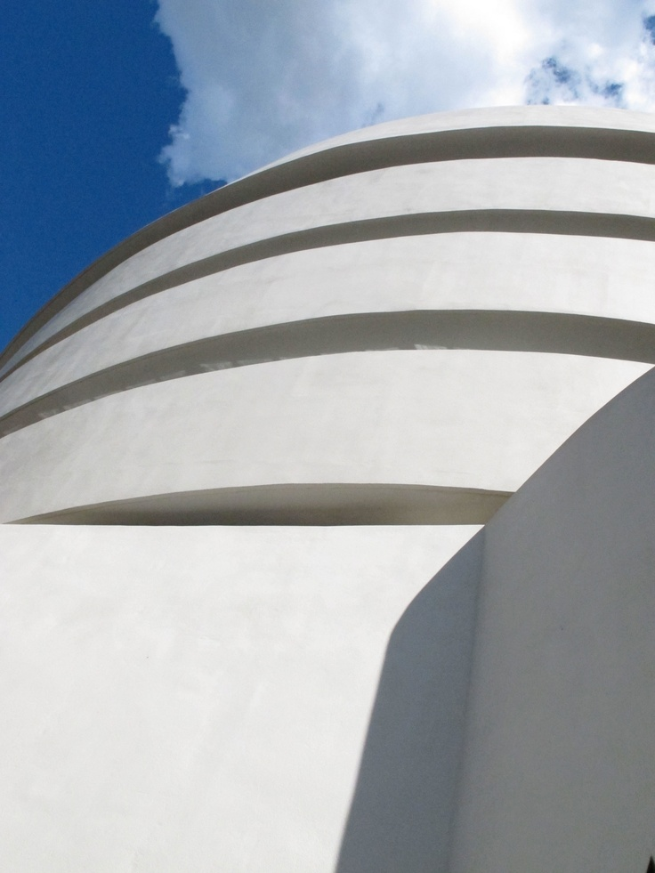 Guggenheim Museum, New York    Photo by Emiliano López