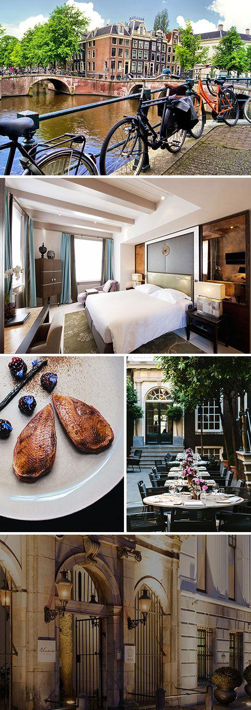 In luxe genieten van een weekendje weg in onze hoofdstad dit voorjaar? The Dylan Hotel Amsterdam ligt in hartje Amsterdam; aan de grachten en om de hoek van de Negen Straatjes.