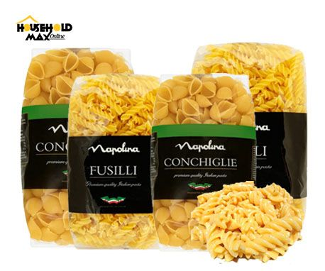 Delicious Napolina Pasta to add to the Christmas menu. Shop now! http://bit.ly/1PzI4WX