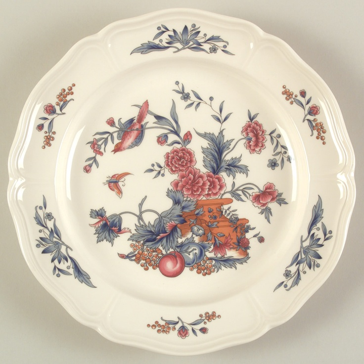 481 best china patterns images on pinterest china for Pottery patterns