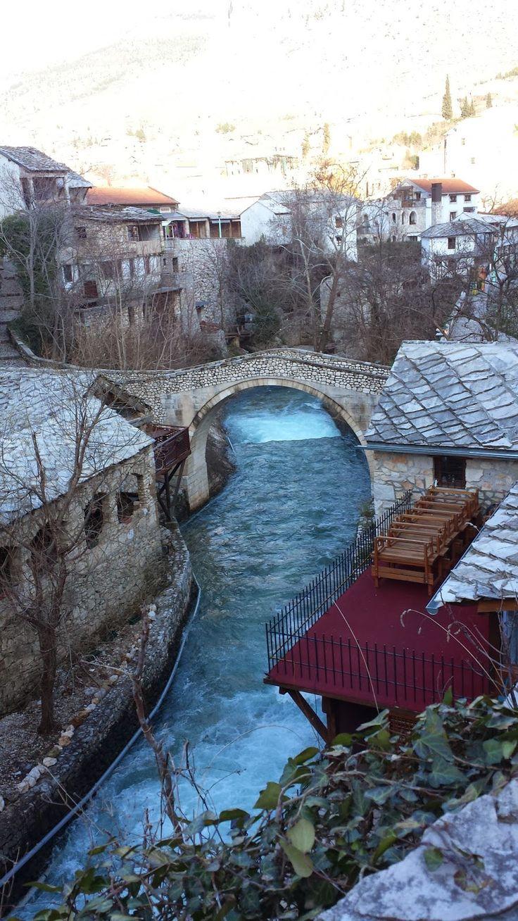 Meeting Mostar (Bosnia) Part 2 brunettsdiary blog