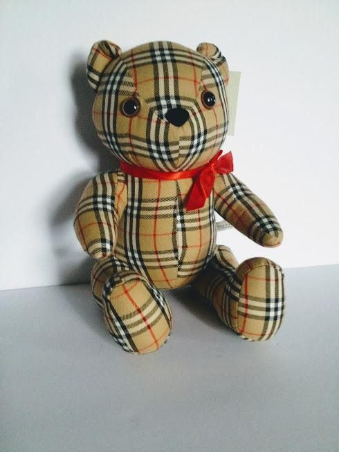 100% Authentic Vintage Burberry's Bear