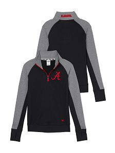 This University of Alabama half zip sweatshirt is ideal for late-night studying.