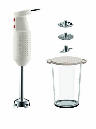 Bodum Bistro Immersion Stick Blender (White)