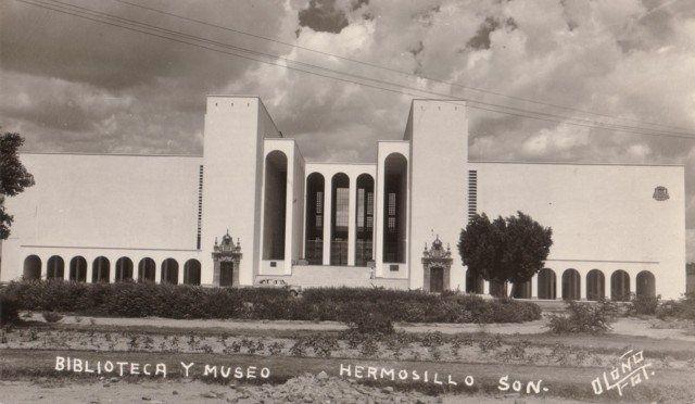 Und acomohoyensonora pero de 1944 el gobernador general for Universidades en hermosillo