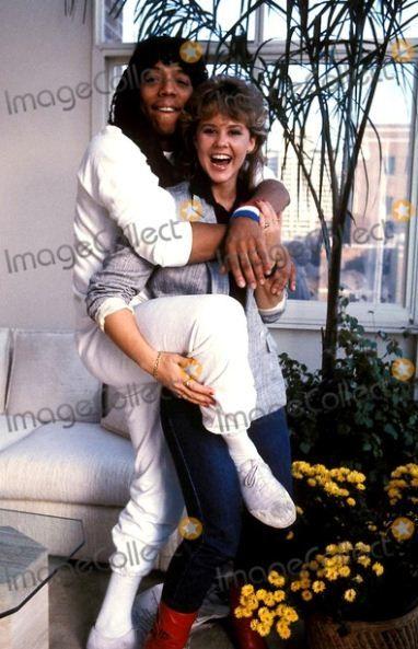 Beach Themed Living Room Decor The Best In World Linda Blair & Rick James, 1982 | Old Loves/ New Loves ...