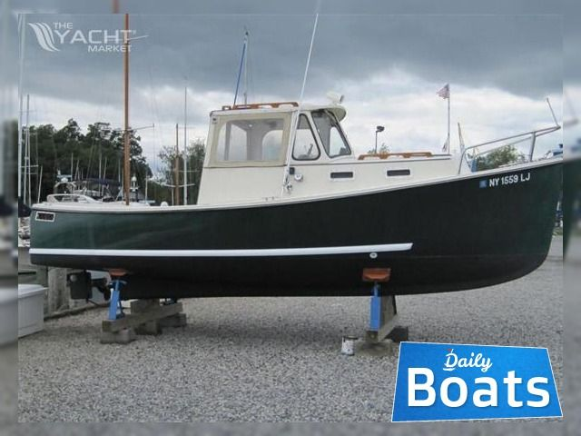 Atlas Pompano 21 for sale - Daily Boats | Buy, Review, Price, Photos, Details | Lobster Boats ...
