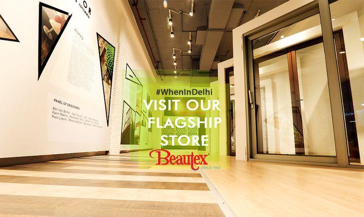 Beautex is now in the capital city. Glad to announce the Beautex Display store in Delhi! Wait is over, we are now open! #WhenInDelhi #ShowroomLaunch #BeautexLuxuryConcept #Since1963 #Windows #doors #flooring #cladding #decking #panindiapresence #PonzioAluminium #Italy #Parador #Germany #Weathertex #Australia #AllUnderOneRoof #Interiors #LuxuryRedefined