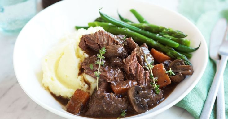 Create melt in the mouth beef cheeks with this slow cooker recipe from taste member, 'TA6574'. It's well worth the wait.