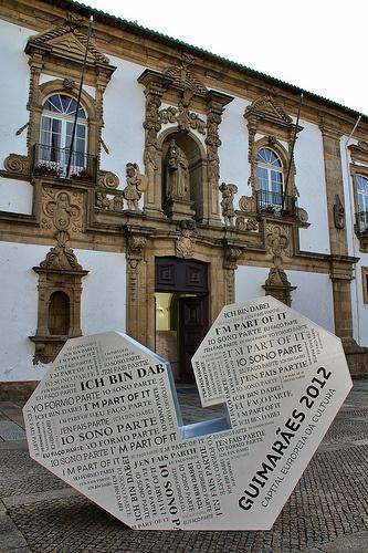 GUIMARAES 2012  #Portugal
