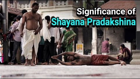 The number of #Pradakshina for each deity - http://bit.ly/2oIiIQb We have showcased almost everything about Pradakshina, including how and why it is done. We hope this Hindu temple ritual is not uncommon to you now. You might want to check our past videos first if you haven't seen them. Although for each Hindu deity, the precise number of times the Pradakshina is to be done varies. So that we have specified in this short video. Watch it and let us know what you think about it in the comment…