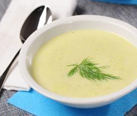 Recept Zeleninová polévka od Vorwerk vývoj receptů - Recept z kategorie Polévky