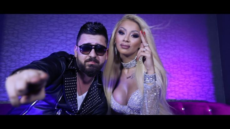 Alex Pustiu - Ah te mananc ( Oficial Video ) HiT 2017 feat Cristina Pucean