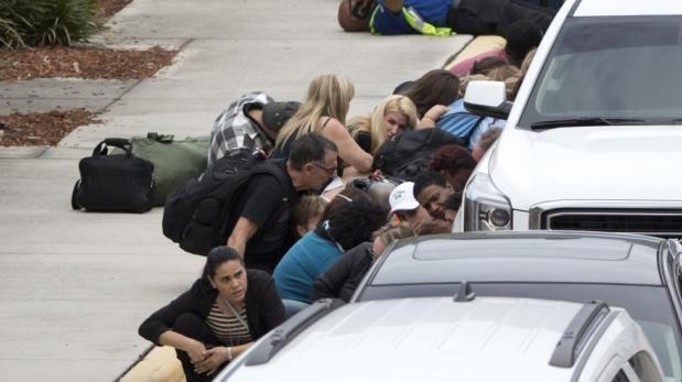 EE.UU.: Tiroteo en aeropuerto de Fort Lauderdale deja 5 muertos
