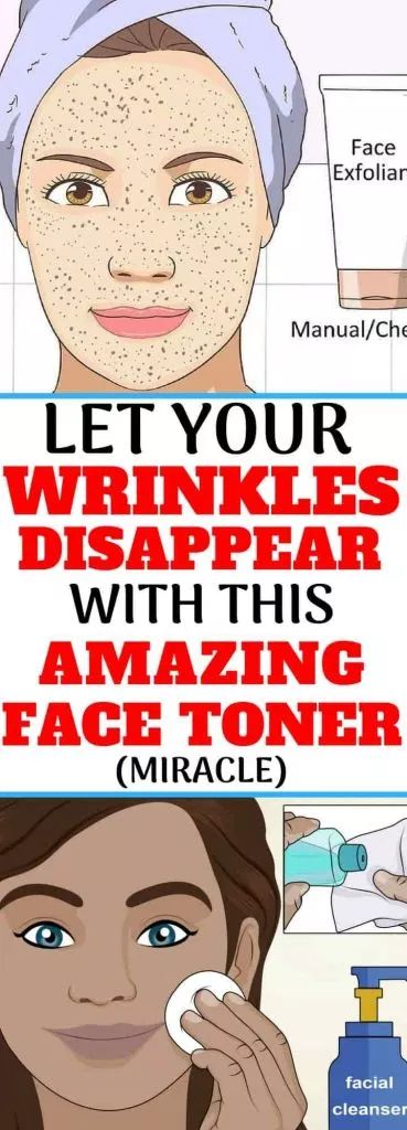 Let Your Wrinkles Disappear & This Amazing Face To…