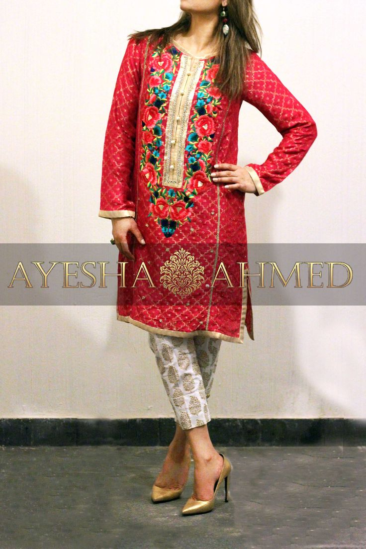 AUD 150. Shirt from Ayesha Ahmed Studio