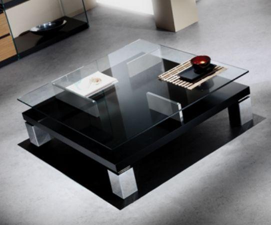 Mesa de centro astrid mesas de centro modernas - Mesas de centro minimalistas ...