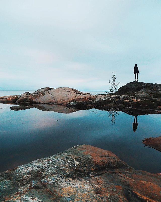 | midnight at Bjuröklubb | @printler.se #visitskellefteå…