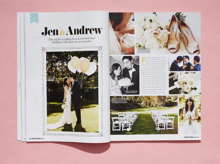 Cosmopolitan Bride, issue 38 www.cosmopolitanbride.com.au