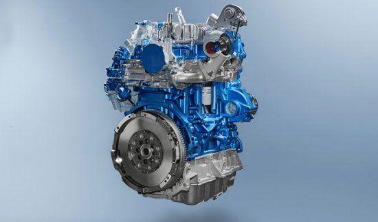 Es el nuevo motor diésel Ford 2.0 EcoBlue revolucionario