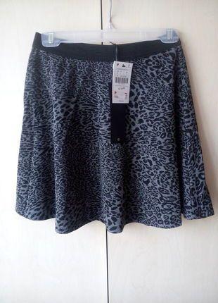 Kup mój przedmiot na #vintedpl http://www.vinted.pl/damska-odziez/spodnice/11327586-nowa-spodniczka-panterka-stradivarius-s