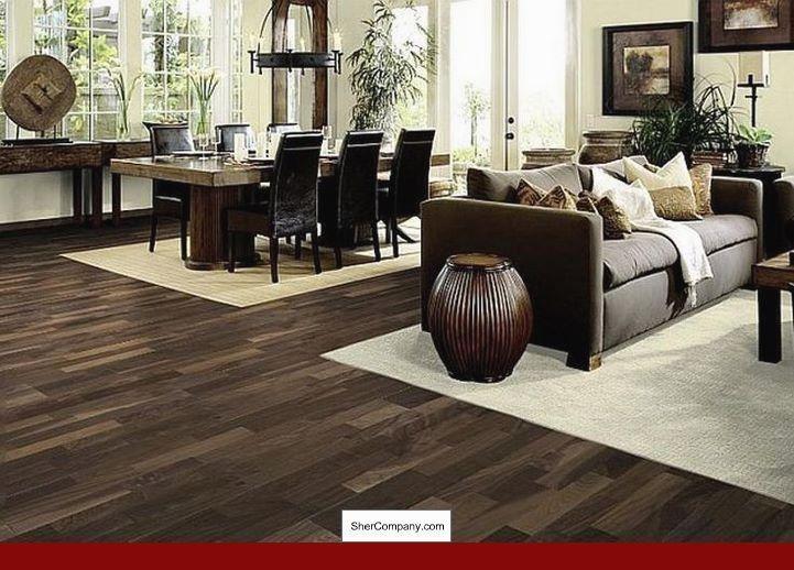 Wood Pallet Flooring Ideas Laminate Floor Bedroom Gallery And Pics O Dark Wood Floors Living Room Living Room Hardwood Floors Dark Hardwood Floors Living Room