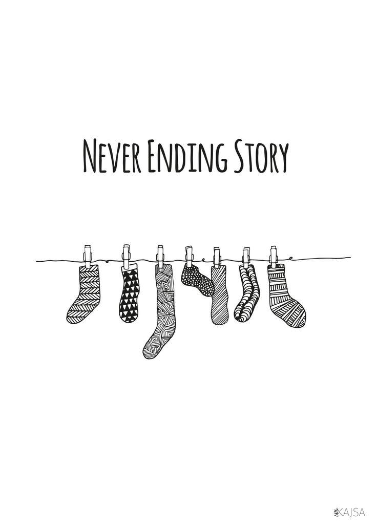 Handla postern Never Ending Story online hos Gallerix. Hos oss hittar du denna poster och hundratals andra! ✓ Fri frakt över 499kr