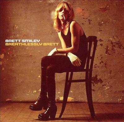 Breathlessly Brett - Brett Smiley // 1974 // Cherry Red Records // Bubblegum interstellaire