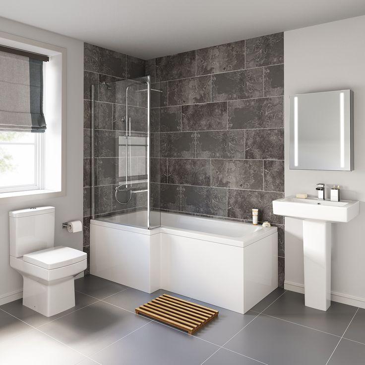 The 46 best Bathroom ideas images on Pinterest | Bathroom ideas ...