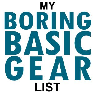 Why Is My Basic Scout Gear List Boring Its Hard To Get Too Excited By Durable Inexpensive That Isnt Glitzy Or Laden With Gimmickry