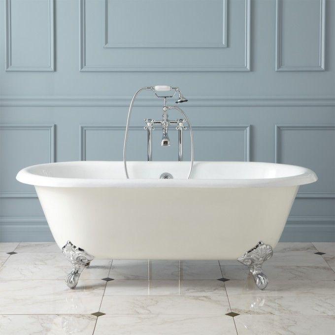 119 best Bathtubs images on Pinterest | Bathtubs, Soaking tubs and ...