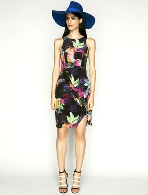 TALULAH Flowers Bloom Dress