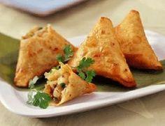 TODAS LAS RECETAS : Samosas Vegetarianas. (comida India )