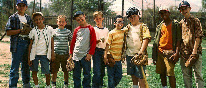 'The Sandlot Writer/Director Has Written a New Baseball Movie #SuperHeroAnimateMovies #baseball #director #movie #sandlot