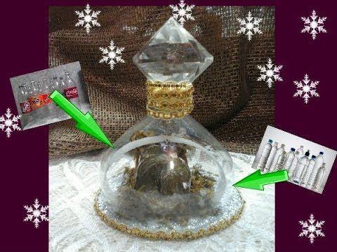 Hermoso Nacimiento (Belen) en envase plastico. Los Hobbies de Yola