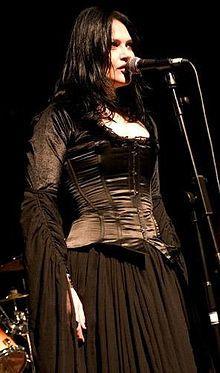 Female Goth Singers | Vibeke Stene , soprano vocals of Tristania