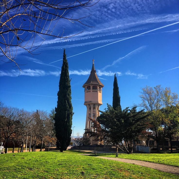 Torre de l'Aigua, Sabadell.