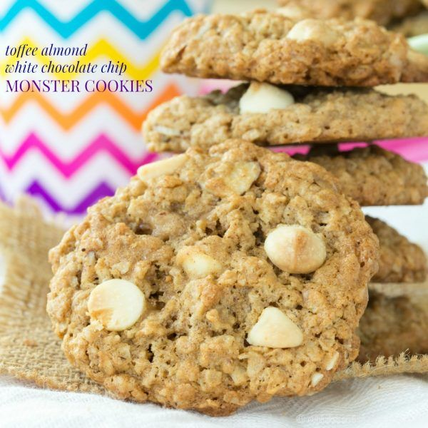 ... on Pinterest | Butter, White chocolate and Soft chocolate chip cookies