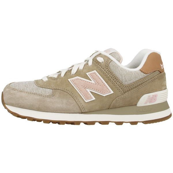 new balance beige rose