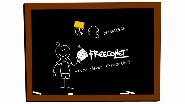 How does Freeconet work? by Jamel Interactive. In a school-like style, we have presented functioning of Freeconet services – leader on the VoIP telephony market.