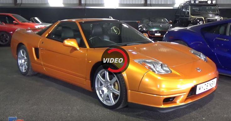What Made The Original Honda NSX So Special? #Acura_NSX #Honda