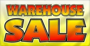 FASHION WAREHOUSE SALE! This is a 2 day event brought to you by Quintessential and Bliss Gowns. 50% to 90% off all clothing and footwear! Items starting at $10!!!!!  Friday, Jan.25th 10:30am to 7pm and Saturday Jan. 26th 11am to 6pm.  Location: #10 Commercial St. upstairs in Suite #5. 2 doors down from Quintessential. Look for the Mannequin outside!  Don't miss out on these fantastic savings!  ALL SALES FINAL. CASH ONLY.