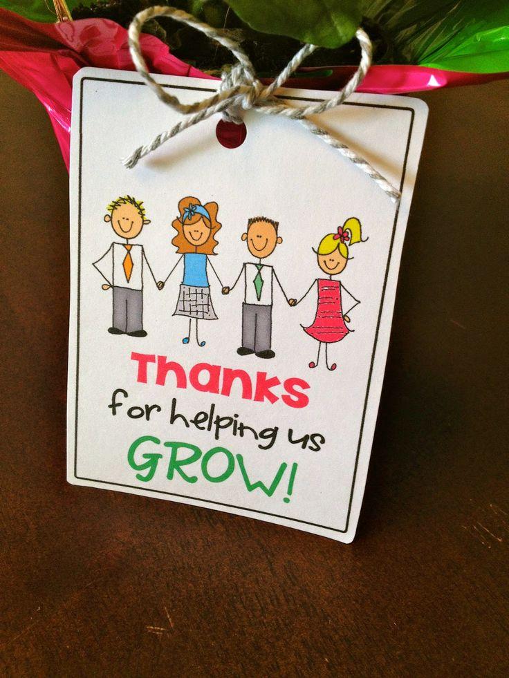 FREE Teacher appreciation printables, gift for teacher, flower, thanks ...