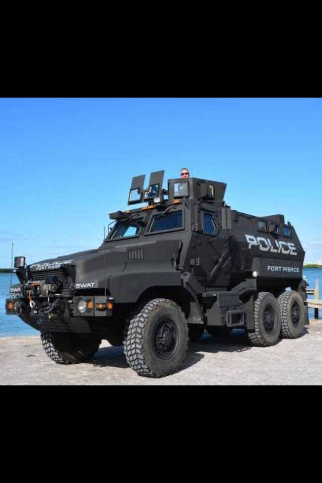 Fort Pierce SWAT