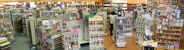 For all of your card-making, scrapbooking, stamping and stationary needs, visit Classic on Alexander in downtown Chilliwack.