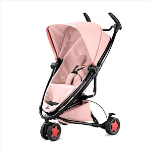 Quinny Zapp Xtra2 Bebek Arabası Pink Pastel Ürettiği bebek arabaları, portbebeler ile bebeğinizle güvenli bir şekilde seyahati ön plana taşıyan ünlü marka Quinny birbirinden şık modelleri ile mağazalarımızda