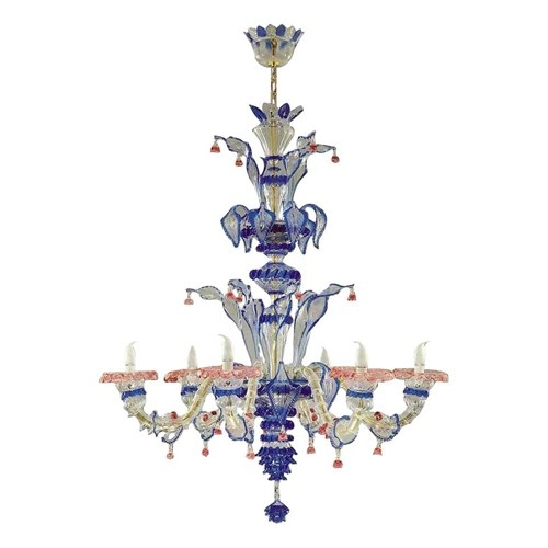 726 best vm lighting images on pinterest chandeliers lamps and traditional venetian chandelier from murano italy mozeypictures Images