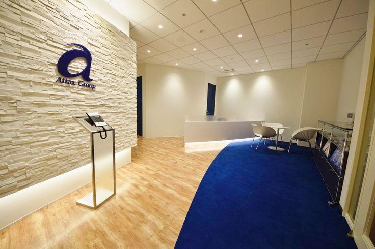 品格の中にも温かさを感じる、お客様とアタックス様を繋ぐオフィス|オフィスデザイン事例|デザイナーズオフィスのヴィス