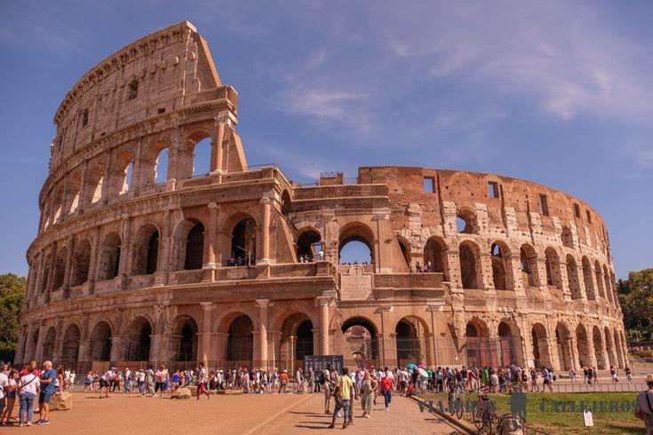 Coliseo Romano Entradas Sin Colas Y Visita Guiada Coliseo Romano Coliseo Coliseo Romano Fotos