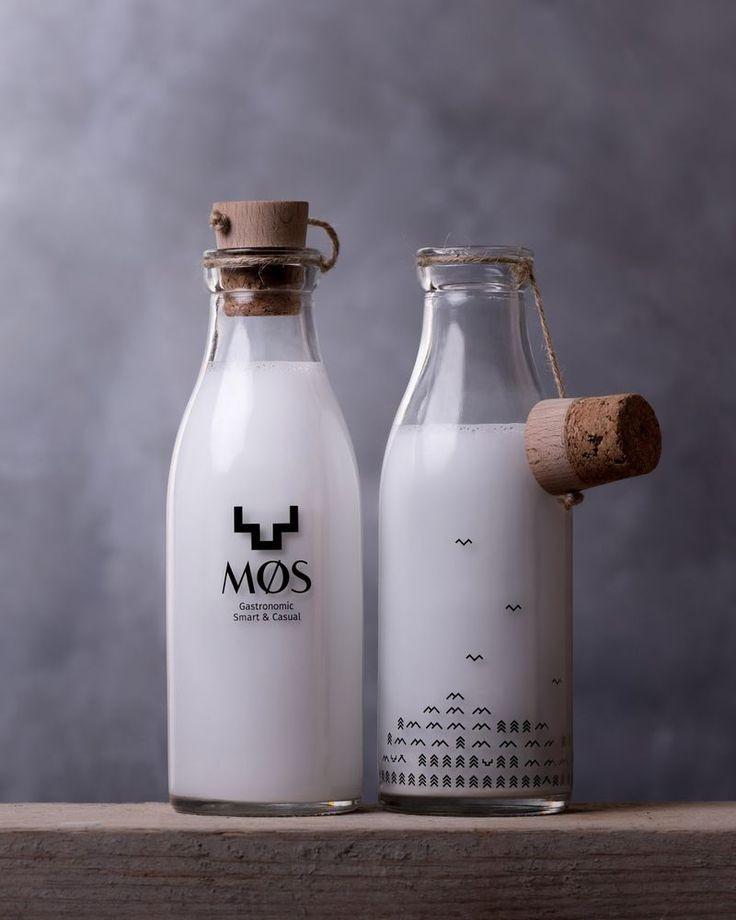 Extraterrestrial Milk Branding : Milk Branding Concept